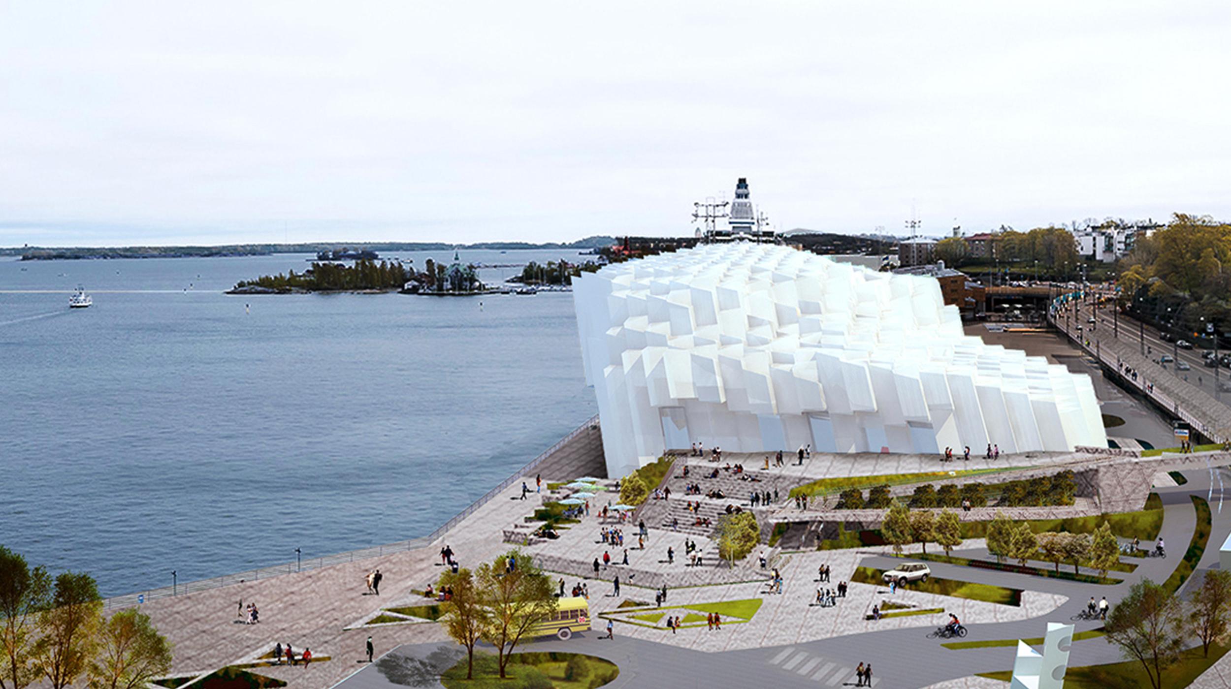 芬兰.Guggenheim Helsinki